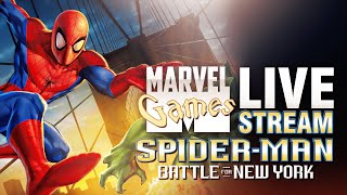 MG Live Stream #110 - Spider-Man: Battle for New York (DS)