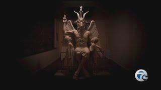 Plans to unveil satanic statue outrages Detroit