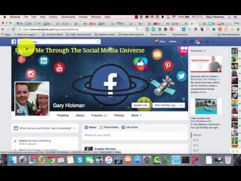 How to Follow Business Pages From your Personal Facebook Profile