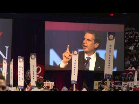 Mark Obenshain Convention Speech 2013