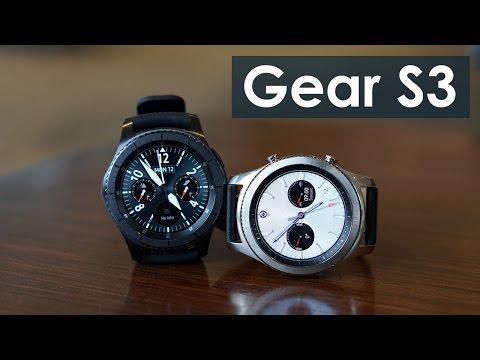 Samsung Gear S3 icmalı