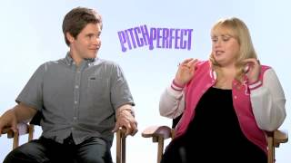 Rebel Wilson and Adam DeVine Are Hot and Hilarious