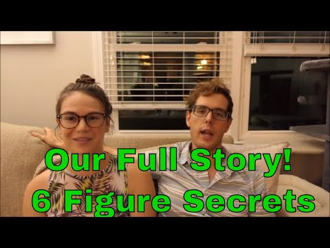 Our Full Story – How We Got Started in Online Marketing – Revealing 6 Figure Secrets