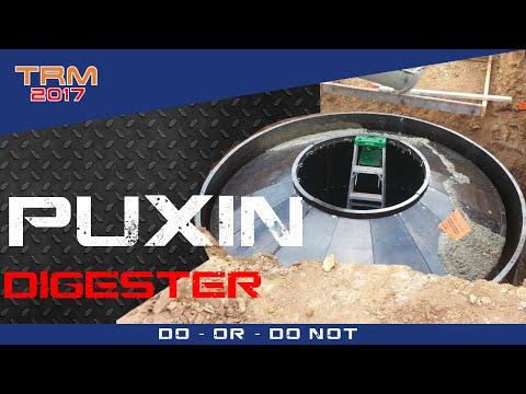DiY Homesteaders power generator/Digester Part 1