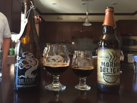 Mornin' Delight & Good Morning - The Top 2 Beers on Beer Advocate! (Review #130 & #131)