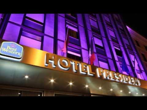 Best Western Hotel President **** - Rome, Italy