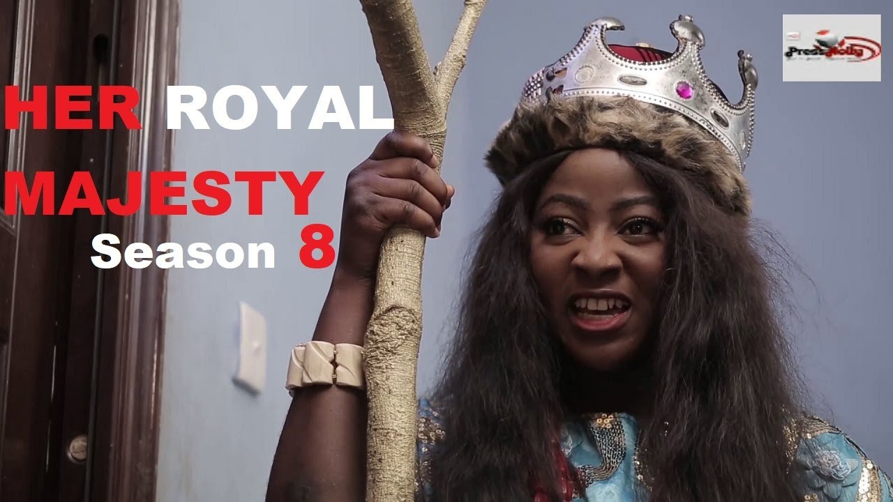 Download HER ROYAL MAJESTY Season 8 - ZUBBY MICHAEL | 2021 LATEST NIGERIAN NOLLYWOOD MOVIES | 2021 NEW MOVIE
