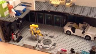Самоделка #28 / Лего дом Тони Старка :часть 2