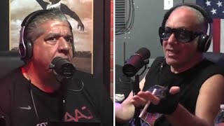 Dice's Influence on Joey Diaz, Bill Burr, and Sebastian Maniscalco