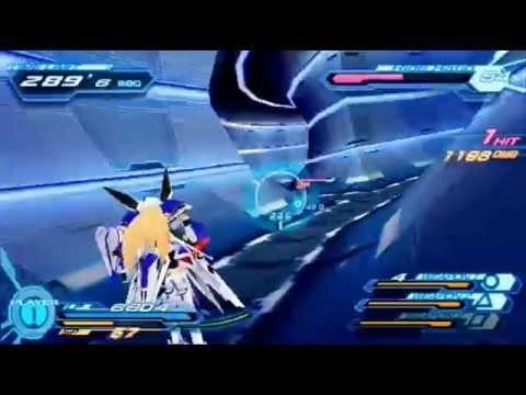Busou Shinki: Battle Masters MK.2 [gameplay battle]
