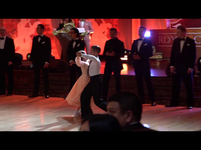 Аксаков Валерий - Атлягузова Анна/Ювеналы/Royal Cup 2018