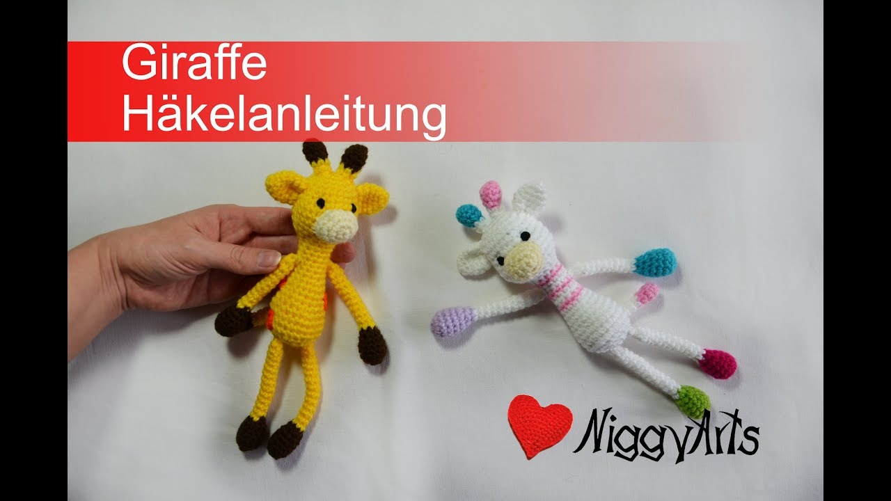 Crochet Giraffe in 2020 | Amigurumi giraffe, Häkeln anleitungen ... | 720x1280