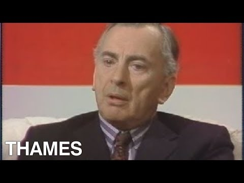 Democrat - Gore Vidal - Interview - Politics - 1981
