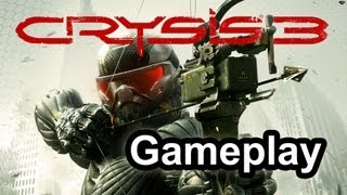 Crysis 3 - Hunter and Crash site modes (PC Gameplay 1080p)
