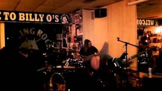 "Moreshuggah ""New Millenium Cyanide Christ"" Meshuggah Cover - Live at Billy O"