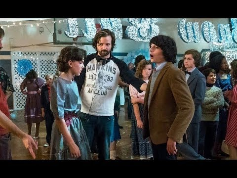 Stranger Things Season 2 Behind The Scenes Stills