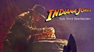 [4K] Indiana Jones Epic Stunt Spectacular!  Disney's Hollywood Studios