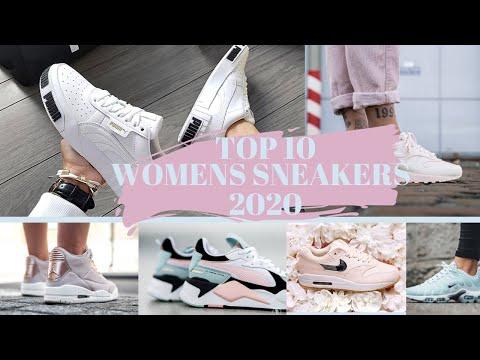 TOP 10 BEST WOMENS SNEAKERS 2020!