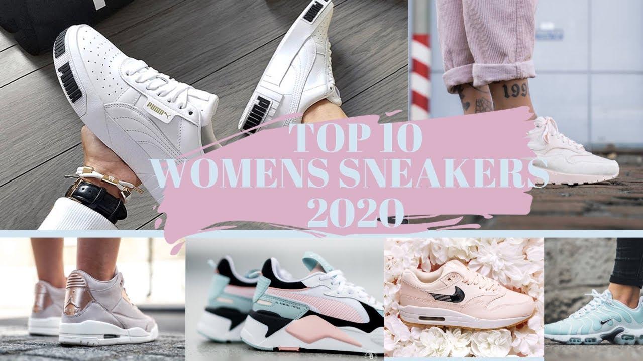 most popular women's nike sneakers
