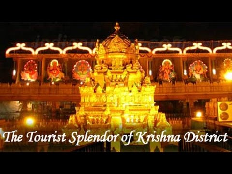 The Tourist Splendor of Krishna District