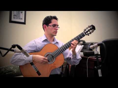 Cordoba C10 Classical Guitar Demo