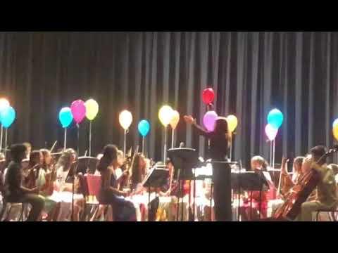 Burst!- Dunloggin Middle School 6th Grade Strings