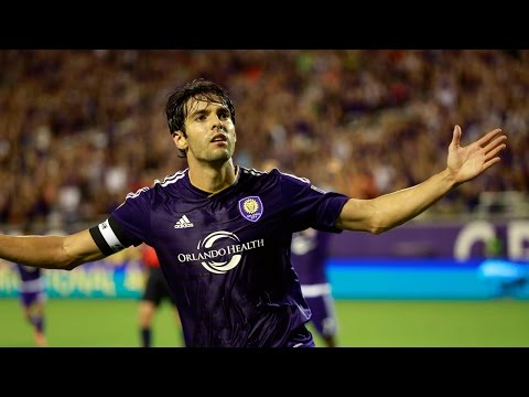Kaká Goals, Skills, and Assists for Orlando City SC | MLS Highlights