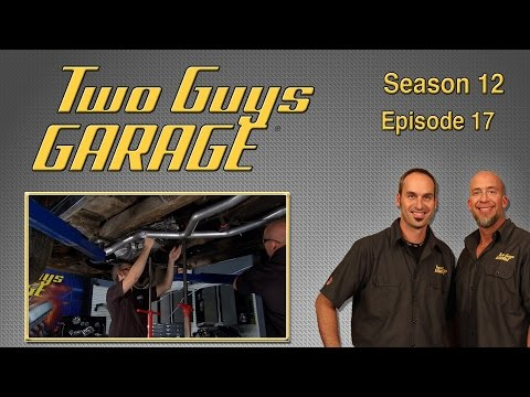Fixing up the Tri-5 Chevy | Two Guys Garage | Season 12 | Episode 17