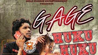 Gage - Huku Huku - February 2018