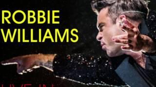 Robbie Williams-Gospel/Be a Boy-Live in Tallinn