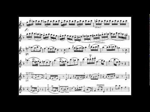 Beethoven, L van Romance no2 in F Opus 50