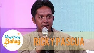 Taal evacuee becomes emotional as he remembers their struggle during the eruption | Magandang Buhay