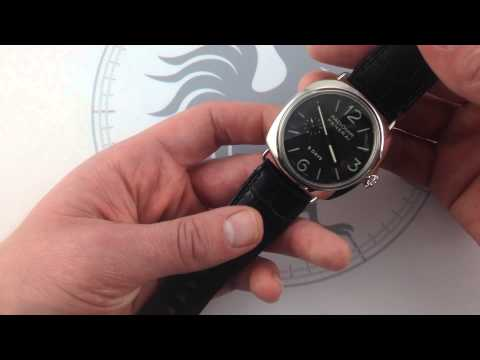 Panerai Radiomir 8 Days PAM 190 Luxury Watch Review
