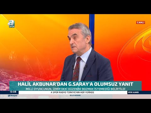 Galatasaray'da Işın Çelebi Adaylıktan Çekildi! Ahmet Akcan Değerlendirdi!