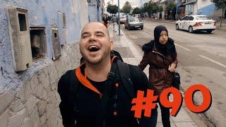 #90 Przez Świat na Fazie - Droga na Saharę | Maroko