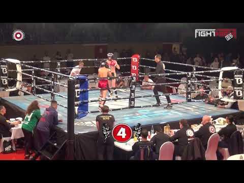 FIGHT NIGHT II - Ivar Bok vs Sifeddine Wahb
