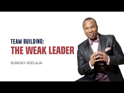 Sunday Adelaja - The Weak Leader