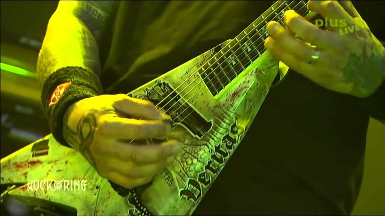 Download Machine Head   Locust Live at Rock Am Ring 2012 HD