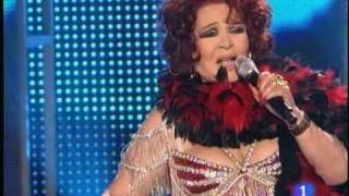 Sara Montiel - Fumando espero 2009