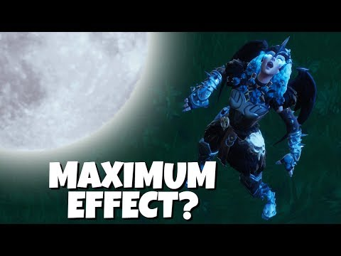 NEW HOWL EMOTE - Stand In Front Of The Moon For Maximum Effect