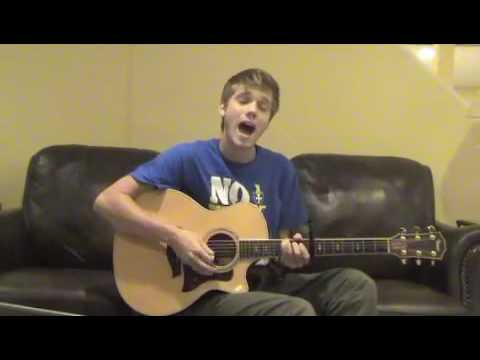 """""""Up Up and Away"""" Kid Cudi cover by Taber Onthank"""