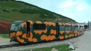 Puchberg Salamander-Schneebergbahn