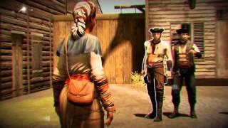 Assassin's Creed: Liberation HD №1 - Тупая 12-летняя пизда