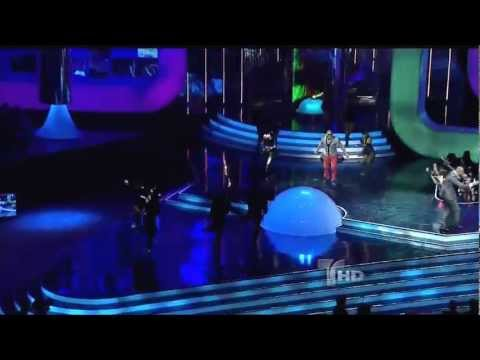 Dyland Y Lenny El Cata Chino Y Nacho – Caliente Ni a Bonita – Premios Billboard2011