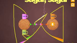 Sugar, Sugar 3 -- Level 19 Walkthrough