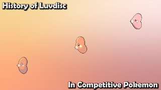 How BAD was Luvdisc ACTUALLY? - History of Luvdisc in Competitive Pokemon! (Gens 3-7)