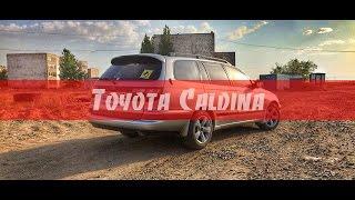 #TESTDRIVE Toyota Caldina T190 [1994]