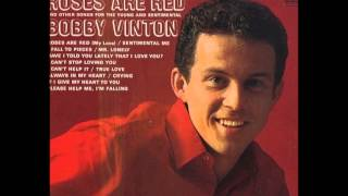 Watch Bobby Vinton I Cant Help It video