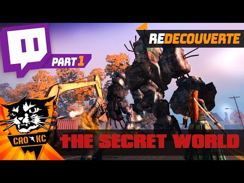 The Secret World, la re-découverte avant la sortie de Legends ! Part #1