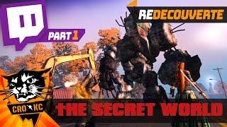 The Secret World, la re-découverte avant la sortie de Legends ! Part #1